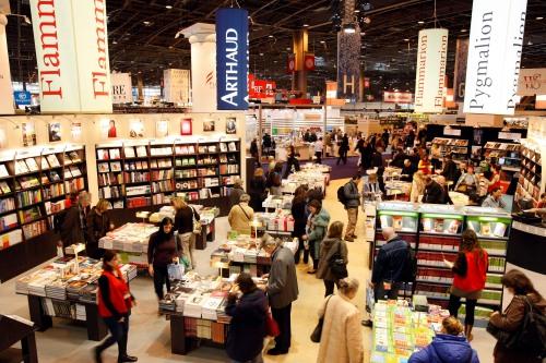 O Salão do Livro de Paris é um dos principais eventos culturais da Europa